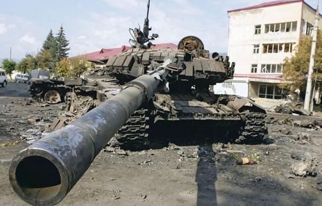 Cuộc chiến Gruzia và những yếu tố khiến NATO kinh hãi trước sức mạnh của Nga  - Ảnh 6.