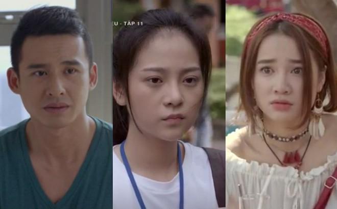 Nhan sắc xinh đẹp của em gái mưa đang gây sốt màn ảnh Việt - Ảnh 1.