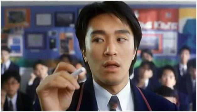 Trường Học Bá Vương đạo nhái phim Châu Tinh Trì, để lọt nhiều sạn ngớ ngẩn? - Ảnh 2.