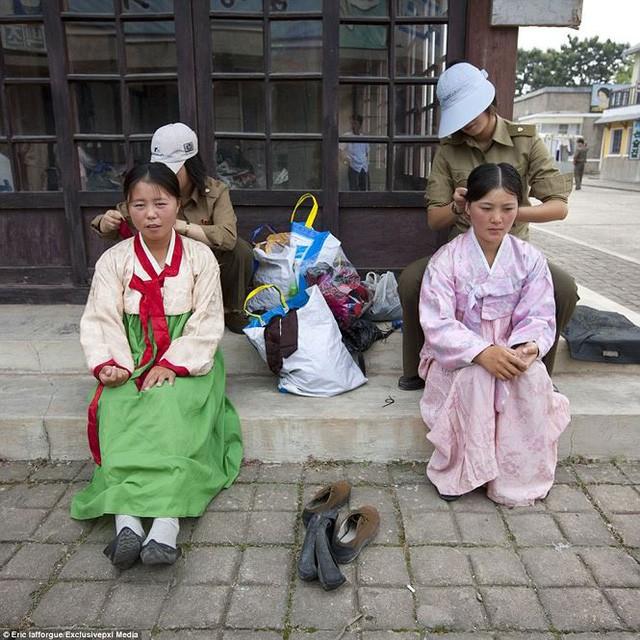Ảnh hiếm hé lộ về nền điện ảnh của đất nước bí ẩn Triều Tiên - Ảnh 1.