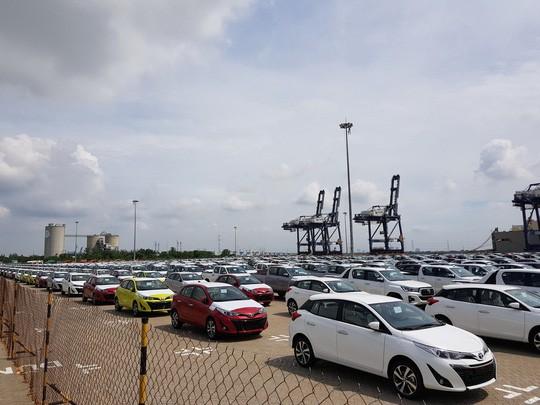 Lượng ôtô giá rẻ nhập khẩu từ Thái Lan, Indonesia tăng đột biến - Ảnh 1.
