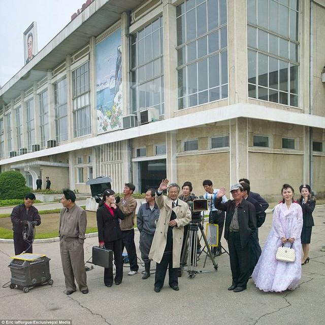 Ảnh hiếm hé lộ về nền điện ảnh của đất nước bí ẩn Triều Tiên - Ảnh 10.