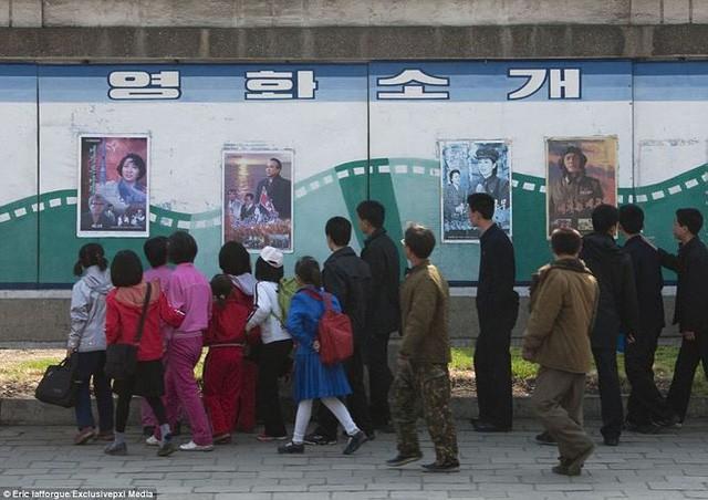 Ảnh hiếm hé lộ về nền điện ảnh của đất nước bí ẩn Triều Tiên - Ảnh 13.