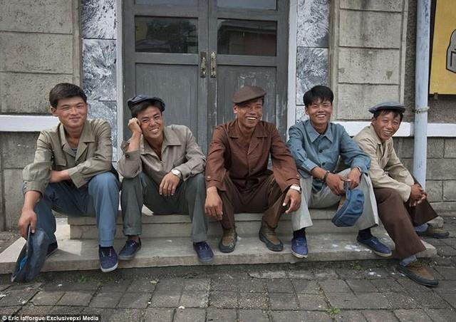 Ảnh hiếm hé lộ về nền điện ảnh của đất nước bí ẩn Triều Tiên - Ảnh 3.