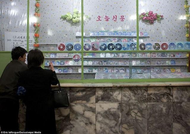 Ảnh hiếm hé lộ về nền điện ảnh của đất nước bí ẩn Triều Tiên - Ảnh 4.