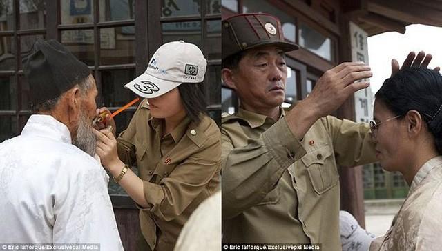 Ảnh hiếm hé lộ về nền điện ảnh của đất nước bí ẩn Triều Tiên - Ảnh 6.