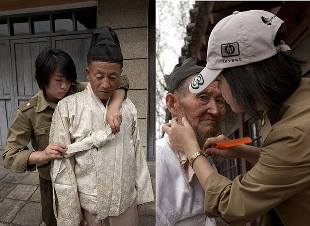 Ảnh hiếm hé lộ về nền điện ảnh của đất nước bí ẩn Triều Tiên - Ảnh 7.