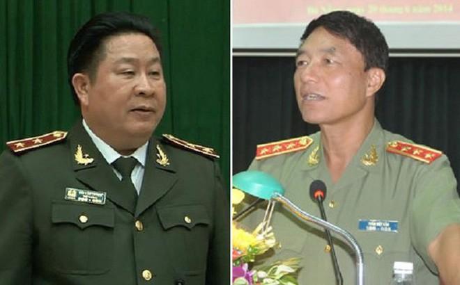 Ông Bùi Văn Thành bị cách chức Thứ trưởng Bộ Công an - Ảnh 1.