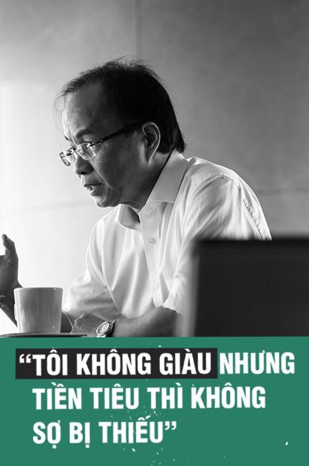 Ông Lê Mạnh Hà - Con trai nguyên Chủ tịch nước Lê Đức Anh: Tôi không xin cha mình cái gì bao giờ - Ảnh 9.