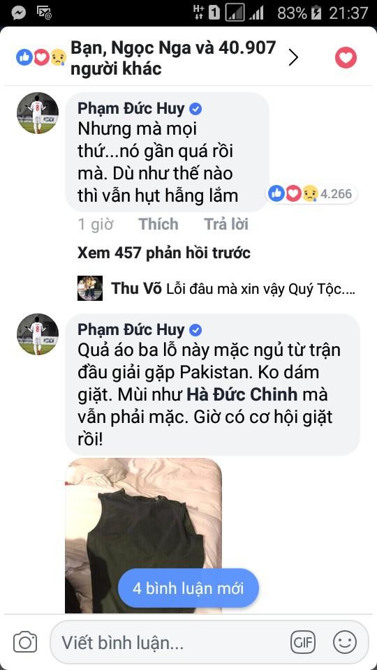 Công Phượng, Văn Toàn cùng nhiều cầu thủ nói lời tạm biệt U23 Việt Nam sau thất bại trước UAE - Ảnh 11.