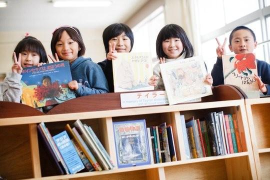 Làm thẻ thư viện cho con từ 3 tháng tuổi và những điều tạo nên sự khác biệt trong cách dạy con của cha mẹ Nhật - Ảnh 3.