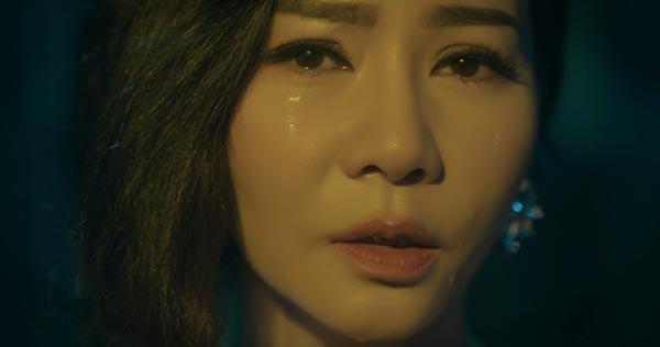 Thu Minh khóc khi hát ca khúc ballad mới - Ảnh 2.