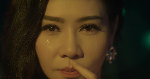 Thu Minh khóc khi hát ca khúc ballad mới - Ảnh 5.