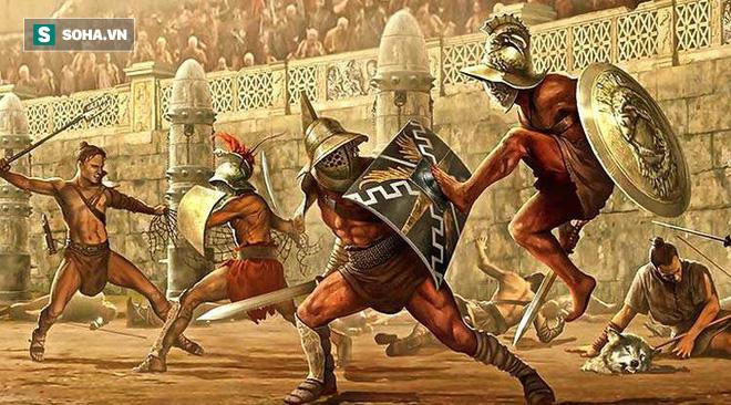 Không đơn giản chỉ là đổ máu, võ sĩ giác đấu là trò chơi còn đáng sợ hơn thế - Ảnh 1.