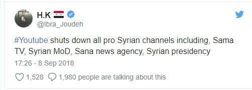 Phương Tây chặn họng kênh truyền thông ủng hộ CP Syria: Sấm sét sắp thiêu cháy Damascus? - Ảnh 2.