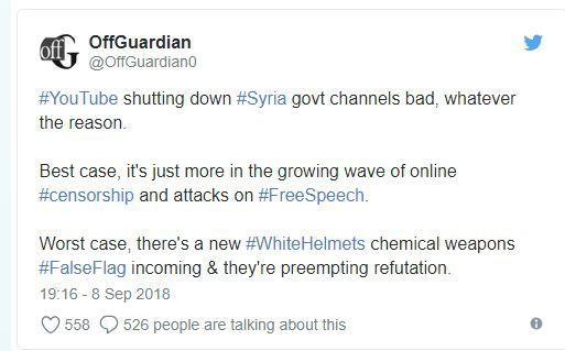 Phương Tây chặn họng kênh truyền thông ủng hộ CP Syria: Sấm sét sắp thiêu cháy Damascus? - Ảnh 3.