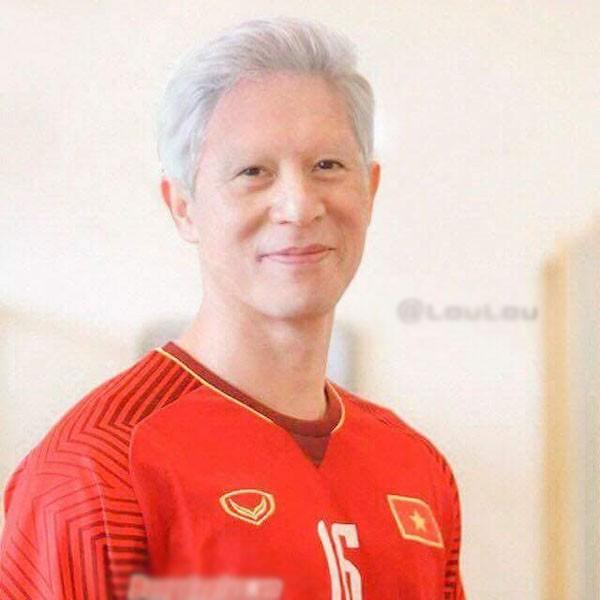 Chùm ảnh nhan sắc tuyển thủ U23 Việt Nam khi về già, ai cũng phong độ trừ Đức Chinh - Ảnh 7.