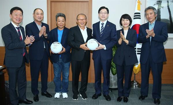 HLV Park Hang-seo trở lại nơi từng dẫn dắt 15 trận liên tiếp toàn hòa và thua - Ảnh 4.