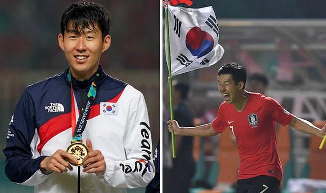 Giá chuyển nhượng của Son Heung-min tăng chóng mặt, cao nhất lịch sử châu Á sau thành công ở ASIAD 2018 - Ảnh 1.