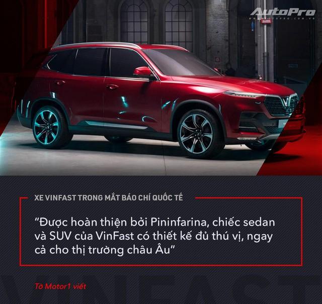 Từ Tây sang Đông, xe VinFast được giới truyền thông quốc tế mổ xẻ như thế nào? - Ảnh 2.