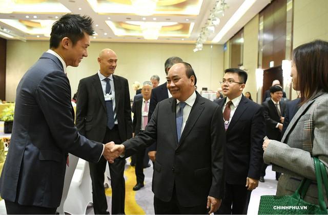 Điều đặc biệt ở cuộc gặp của Thủ tướng Nguyễn Xuân Phúc có 20 tập đoàn toàn cầu - Ảnh 3.