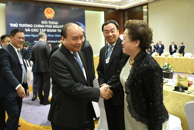 Điều đặc biệt ở cuộc gặp của Thủ tướng Nguyễn Xuân Phúc có 20 tập đoàn toàn cầu - Ảnh 4.