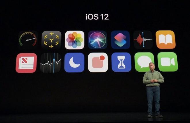 iOS 12 sẽ chính thức phát hành vào 17/9, nhưng cài luôn hôm nay cũng được theo hướng dẫn này - Ảnh 1.