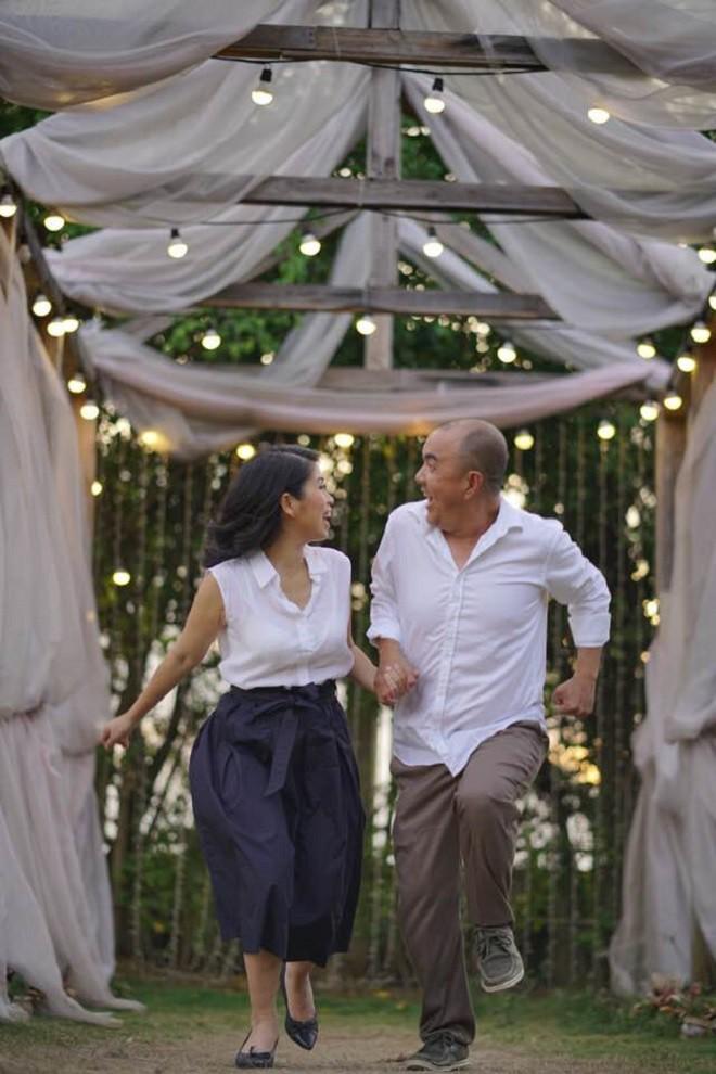 Quốc Thuận: Đám cưới không trăng mật, vợ cho 70.000 đồng 1 ngày vẫn vô cùng hạnh phúc - Ảnh 1.