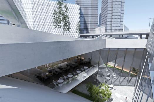 Tòa nhà siêu mỏng cao 404 m, qui mô chỉ 32 m2 sắp xuất hiện ở Nga - Ảnh 2.