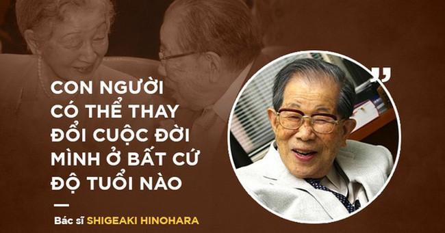 Bí quyết trường thọ của bác sĩ Nhật 106 tuổi: Giữ khí giúp chúng ta khỏe mạnh - Ảnh 2.