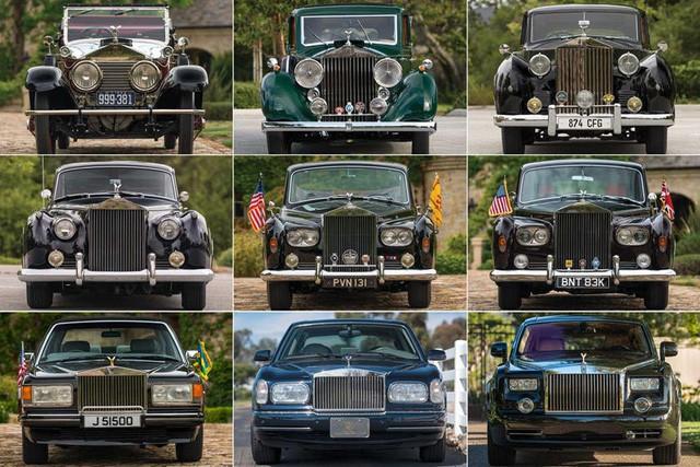 Đại gia rao bán cùng lúc 11 xe hãng Rolls-Royce, thương hiệu Bently, giá rẻ nhất từ 80.000 USD - Ảnh 1.