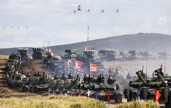 Tập trận Vostok 2018: Cách quân đội Nga hủy diệt mục tiêu trong 40 phút - Ảnh 1.