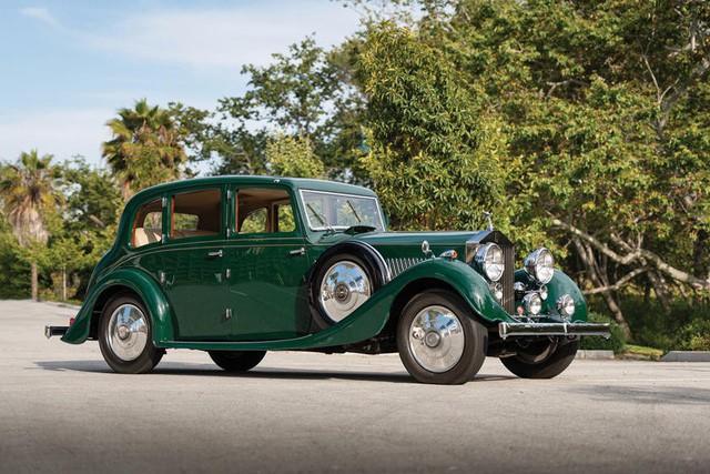 Đại gia rao bán cùng lúc 11 xe hãng Rolls-Royce, thương hiệu Bently, giá rẻ nhất từ 80.000 USD - Ảnh 9.