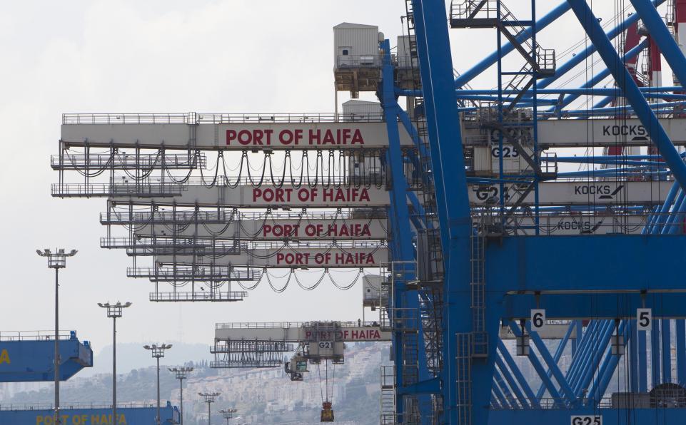 Israel: TQ kiểm soát cảng chiến lược, chuyên gia liền trách chính phủ, lo Mỹ