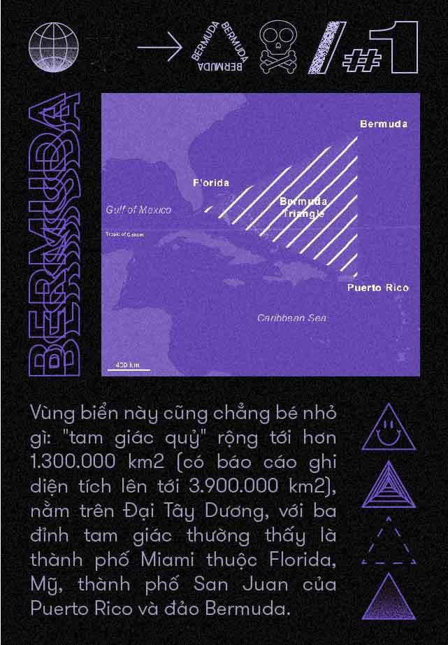 Lịch sử dài những điều bí ẩn của tam giác quỷ Bermuda - Ảnh 1.