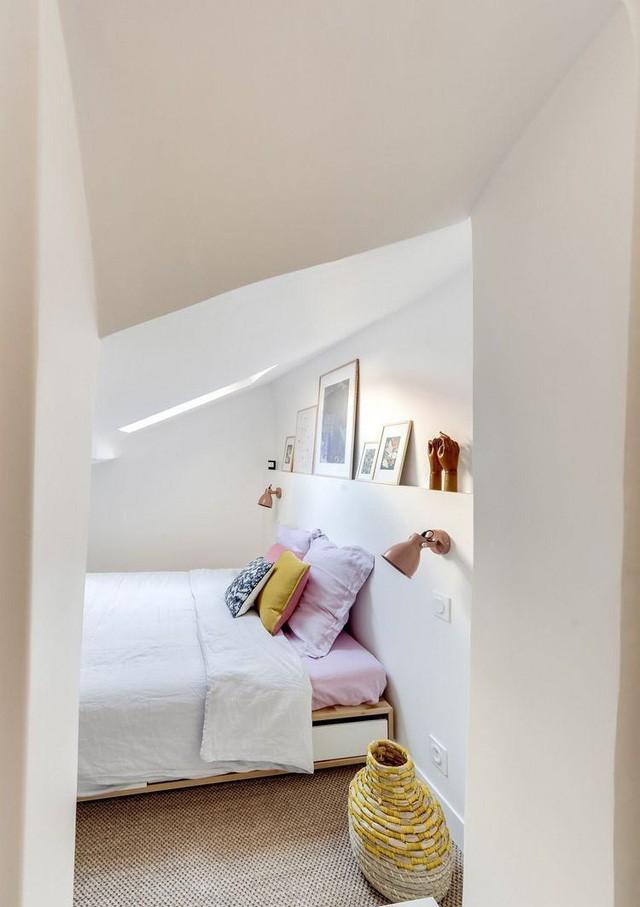 Những cô nàng độc thân sẽ phát cuồng có căn hộ vẻn vẹn 28m2 này - Ảnh 13.