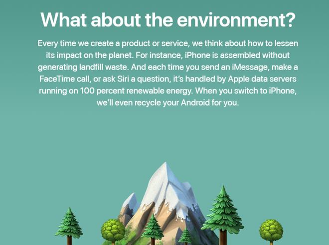 Bạn tưởng Apple không quảng cáo câu kéo người dùng Android sang iPhone? Nhầm rồi nhé! - Ảnh 4.