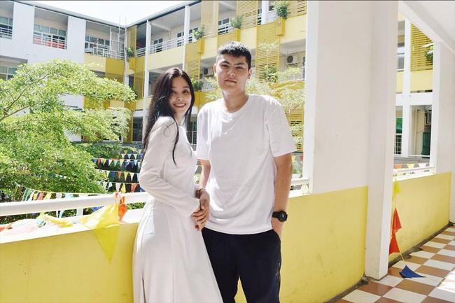 Mẹ là chủ spa có tiếng nhưng Tân Hoa hậu Việt Nam lại chỉ học ở một trường cấp 3 bình dân tại TP.HCM - Ảnh 3.