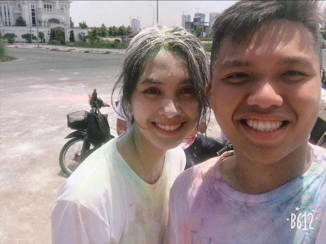 Mẹ là chủ spa có tiếng nhưng Tân Hoa hậu Việt Nam lại chỉ học ở một trường cấp 3 bình dân tại TP.HCM - Ảnh 4.