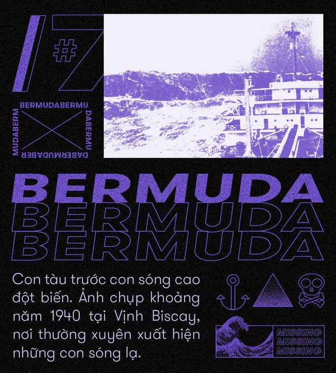 Lịch sử dài những điều bí ẩn của tam giác quỷ Bermuda - Ảnh 10.