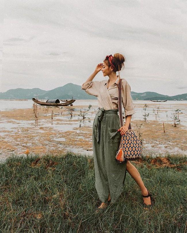 Công chúa tóc mây gốc Việt khoe ảnh du lịch toàn địa danh nổi tiếng ở Việt Nam, người thì xinh mà cảnh đẹp mê ly - Ảnh 1.