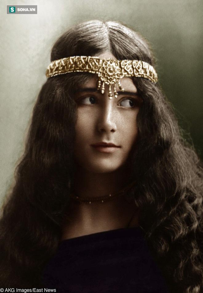 Những người phụ nữ đẹp nhất hơn 100 năm qua - có thể sẽ khiến bạn ngẩn ngơ! - Ảnh 3.