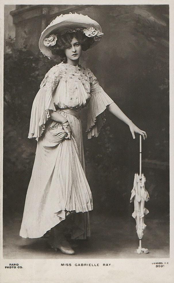 Những người phụ nữ đẹp nhất hơn 100 năm qua - có thể sẽ khiến bạn ngẩn ngơ! (P2) - Ảnh 8.