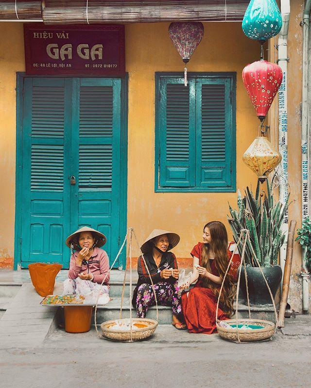 Công chúa tóc mây gốc Việt khoe ảnh du lịch toàn địa danh nổi tiếng ở Việt Nam, người thì xinh mà cảnh đẹp mê ly - Ảnh 5.