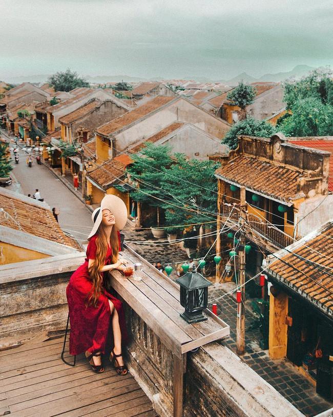Công chúa tóc mây gốc Việt khoe ảnh du lịch toàn địa danh nổi tiếng ở Việt Nam, người thì xinh mà cảnh đẹp mê ly - Ảnh 6.