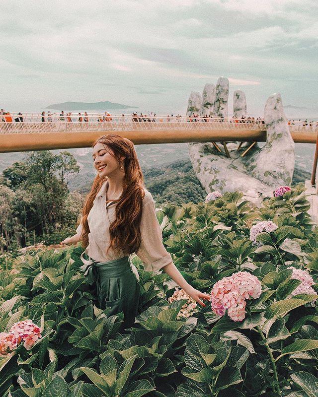 Công chúa tóc mây gốc Việt khoe ảnh du lịch toàn địa danh nổi tiếng ở Việt Nam, người thì xinh mà cảnh đẹp mê ly - Ảnh 7.
