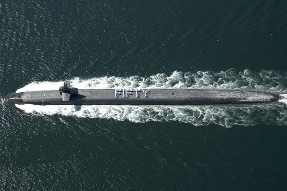 """""""Mây đen"""" bao phủ chương trình tàu ngầm lớp Columbia của Hải quân Mỹ - Ảnh 1."""