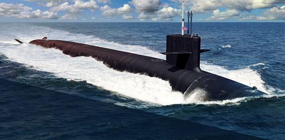 """""""Mây đen"""" bao phủ chương trình tàu ngầm lớp Columbia của Hải quân Mỹ - Ảnh 2."""