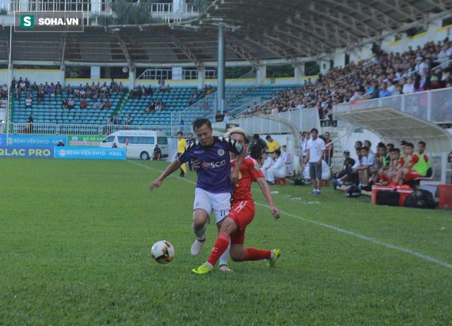 HLV Lê Thụy Hải: Các em HAGL phải cố gắng, nếu không, bị loại khỏi AFF Cup là bình thường! - Ảnh 2.