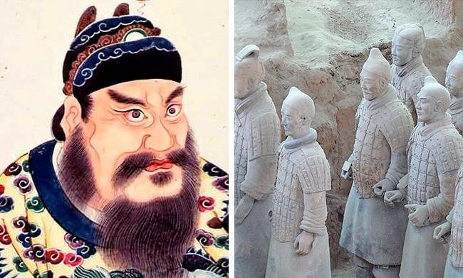Sự thật về các hoàng đế, nữ hoàng: Trong đó tiết lộ cả sai lầm của Tần Thủy Hoàng - Ảnh 2.